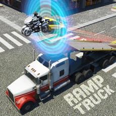 Activities of Car Transform Mega Ramp Truck