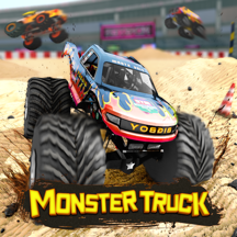 Monster Truck Driver Simulator