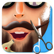 Activities of Hairy Beard Salon – It's Messy Moustache & Shaving Barber Game