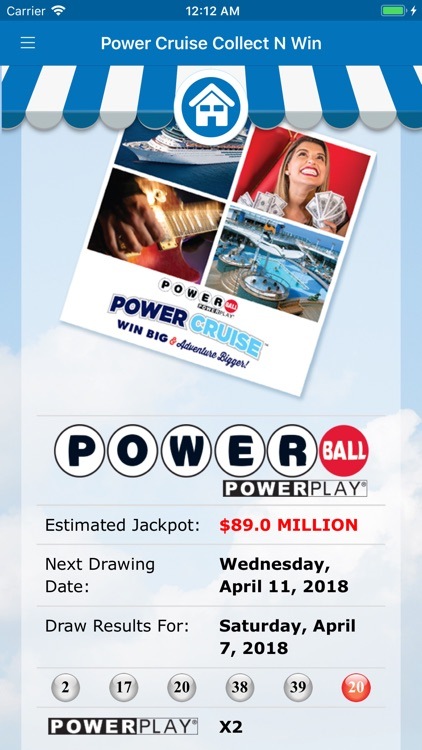 Power Cruise Collect 'N Win