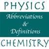 Physics, Chemistry Abbr & Defs