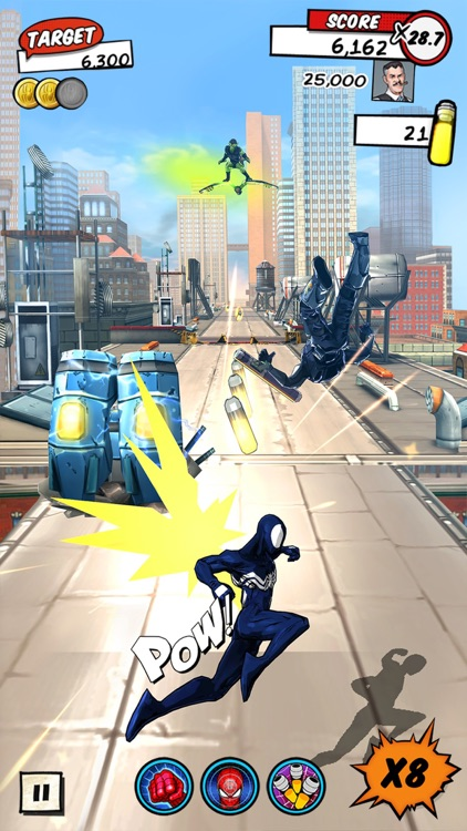 MARVEL Spider-Man Unlimited screenshot-5