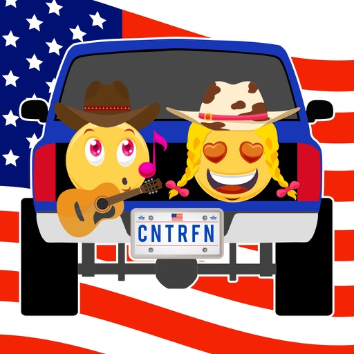 Country Music Emoji App by Claudio Costa