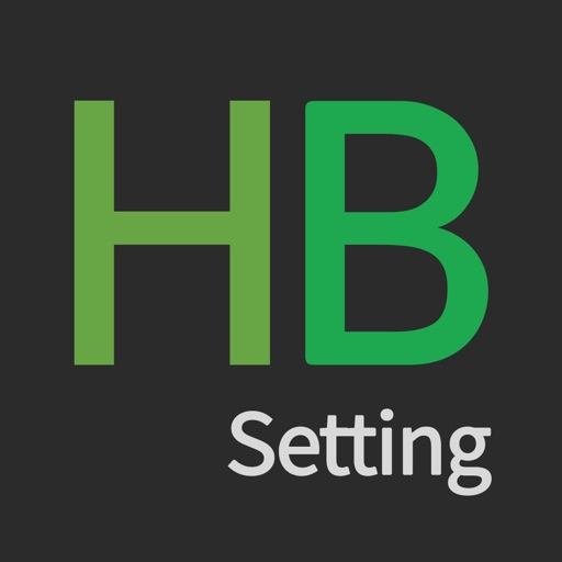 HBSetting