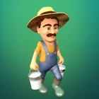 Scary Farmer in Horror House icon