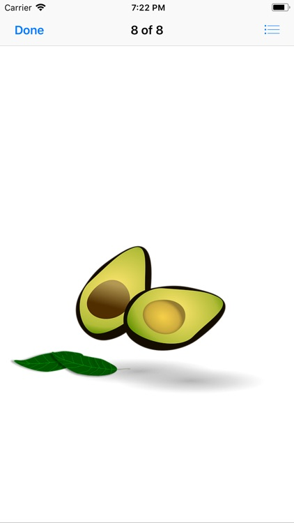 Avocado Stickers screenshot-7