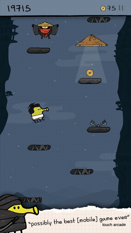 Doodle Jump - Insanely Good! screenshot-2
