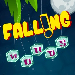 Tap Connecting Of Falling Word