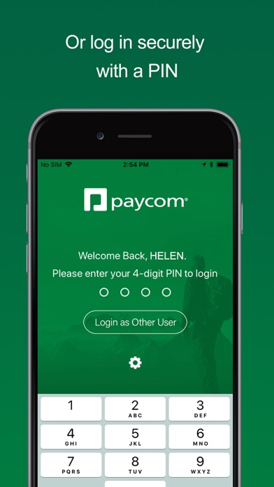 Paycom for Windows