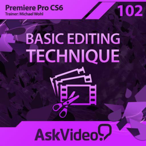 Basic Editing Technique Course