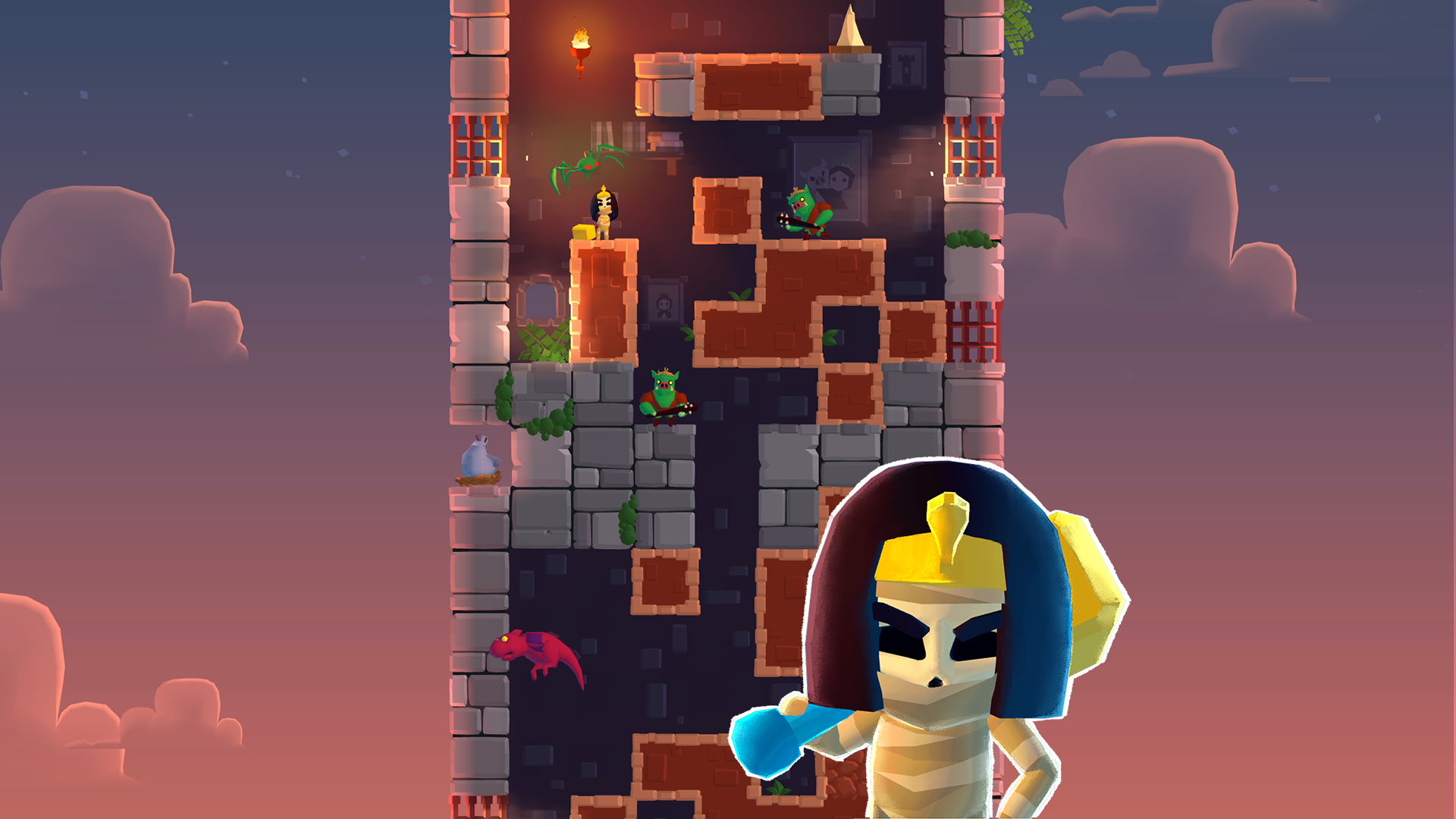Once Upon a Tower screenshot 12