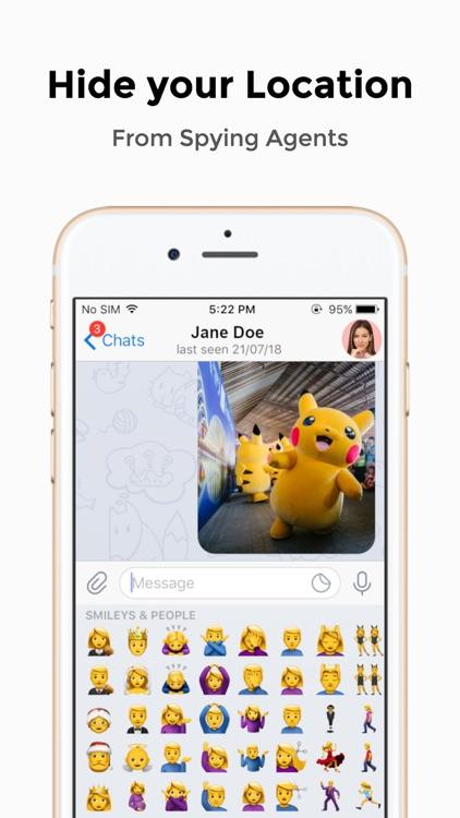 Messenger VPN screenshot-4