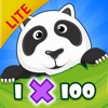MEGA Multiplication 1-100 LITE