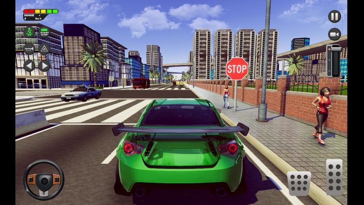 City Car Driving School Sim 3d By Better Games Studio Pty Ltd