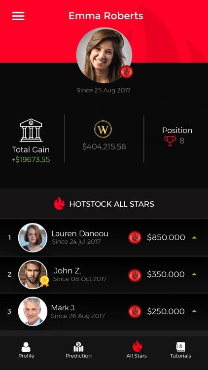 Hotstock screenshot-3