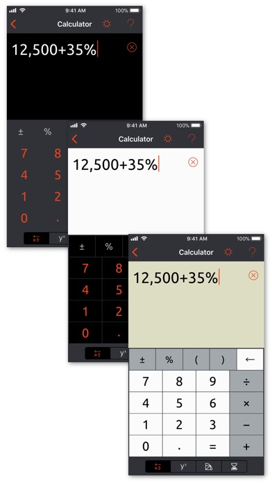 powerOne Finance Calculator - Pro Edition Screenshot 5