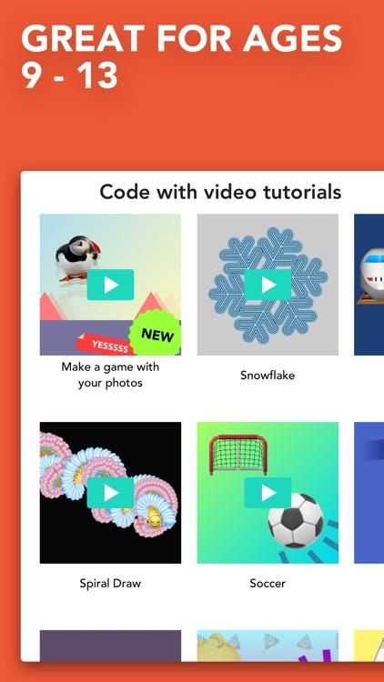 Hopscotch: Coding for kids screenshot-4