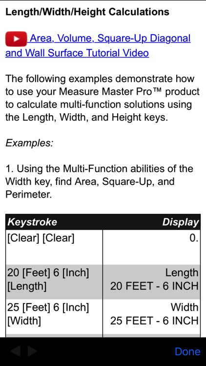 Measure Master Pro screenshot-3