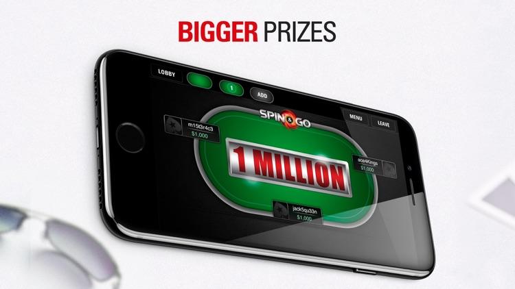 PokerStars: Poker Games Online screenshot-3