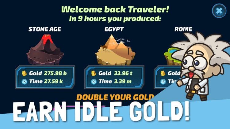 Idle Traveler screenshot-4