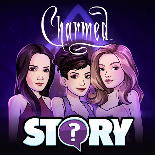 What's Your Story?™ ft Charmed application logo