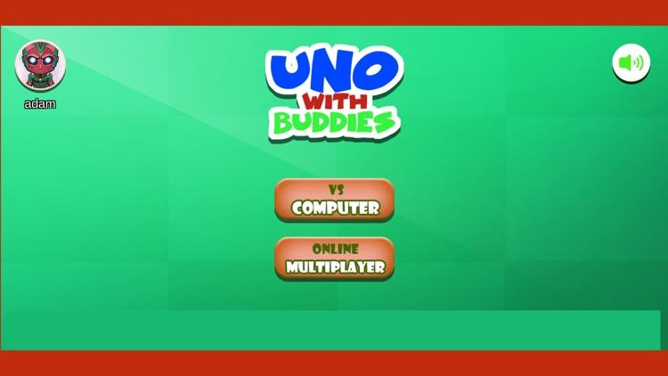 Uno Classic with Buddies screenshot-3
