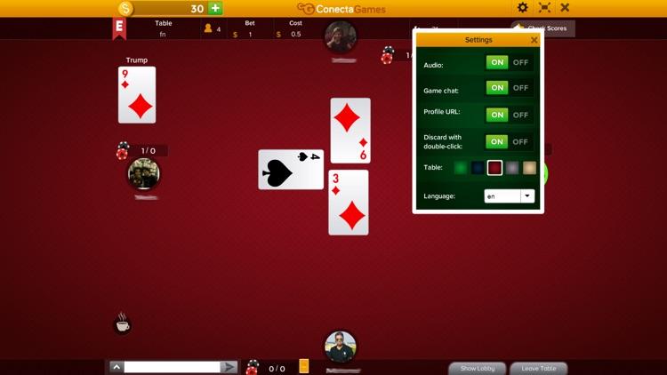 Tarneeb Egyptian screenshot-4