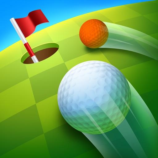 Golf Battle app for ipad