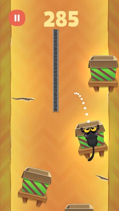 Kitty Jump!! screenshot 5