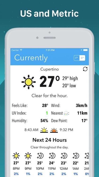 Today's Forecast screenshot-3