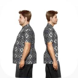 Model My Diet - Men - Weight Loss Motivation