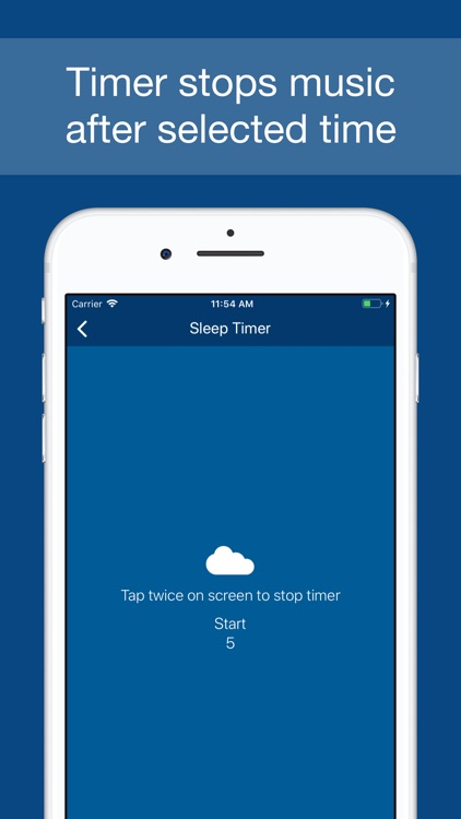 Sleep Music Timer
