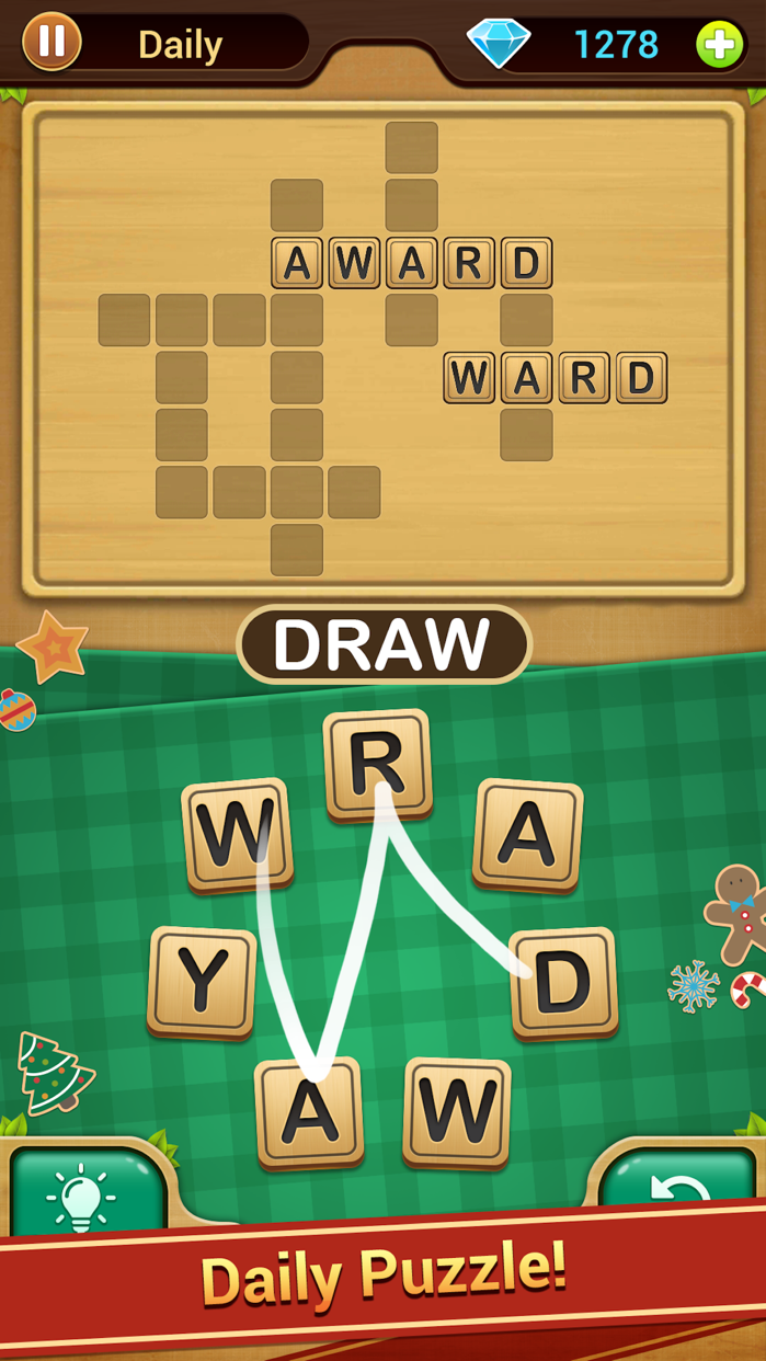 Word Link - Word Puzzle Game Screenshot