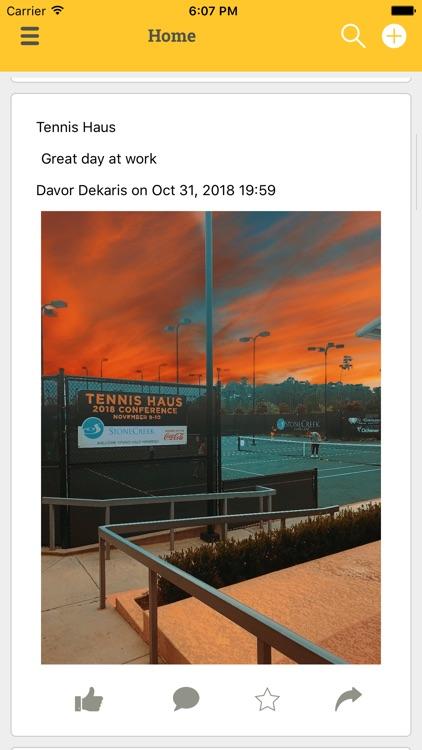 Tennis Haus screenshot-6