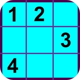 Sudoku!Level Brain