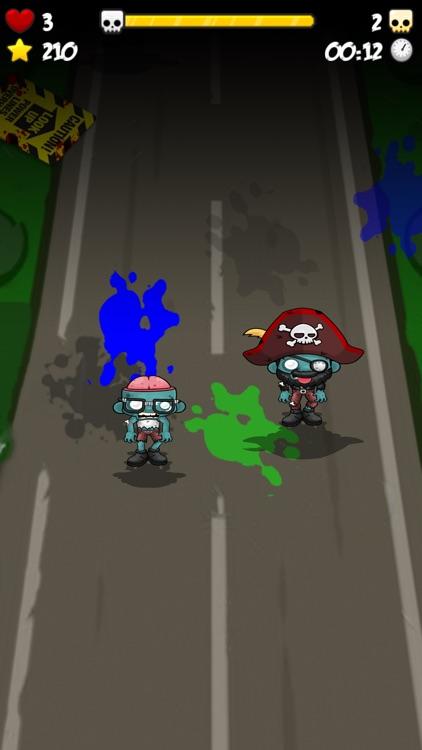 Zombies Among Us: Survival screenshot-4