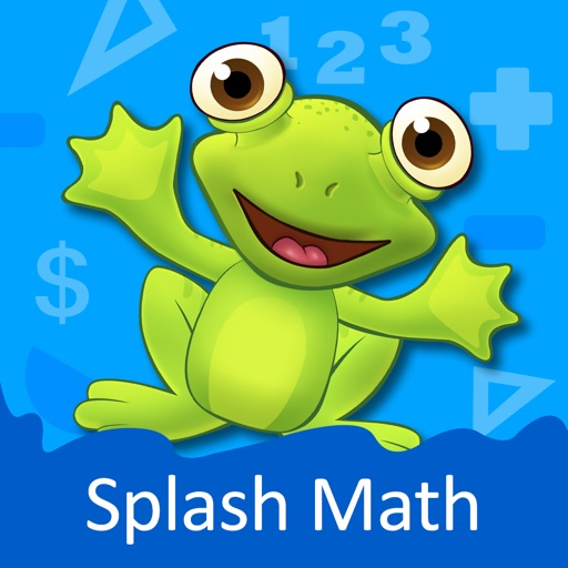 2nd Grade Math - Addition & Subtraction Kids Games app logo