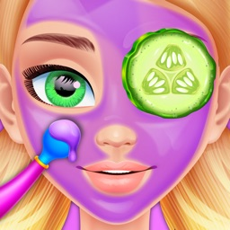 Girls Beauty Salon - Makeup, Dressup, Spa and Makeover Games