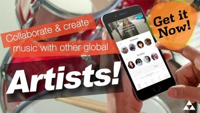 Trackd - Music Social Studio screenshot two