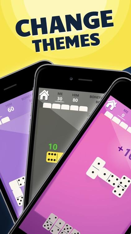 Dominos - Best Dominoes Game screenshot-3
