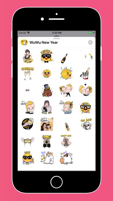 WuWu's New Year 2019 screenshot four