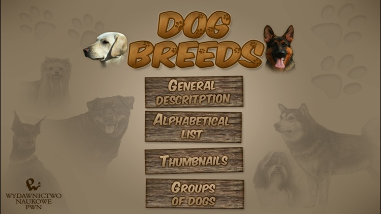 Dog Breeds - Dogs Guide screenshot-0