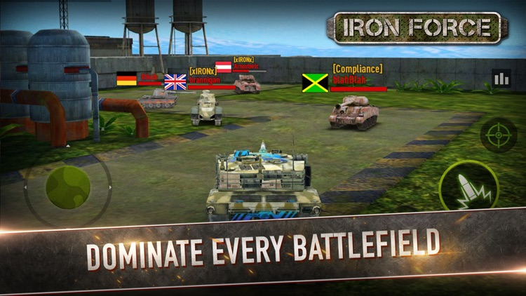 Iron Force screenshot-2