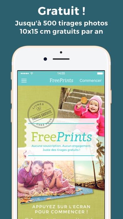 download FreePrints - Impression photo apps 0