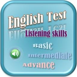 English Test - Listening skill