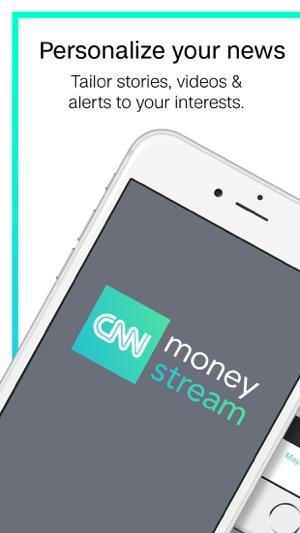 cnn moneystream on the app store rh itunes apple com