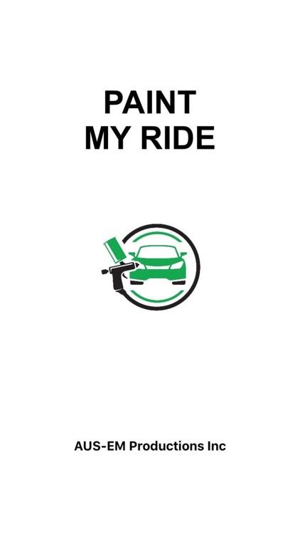 Paint My Ride screenshot-4