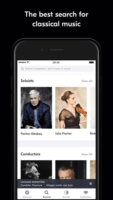 IDAGIO - Classical Music_苹果商店应用信息下载量_评论_排名
