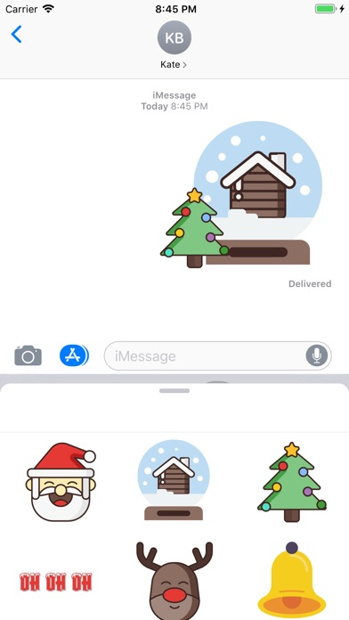 Christmas Stickers And Phrases screenshot 3