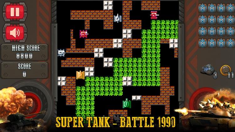 Super Tank - Battle 1990 screenshot-3